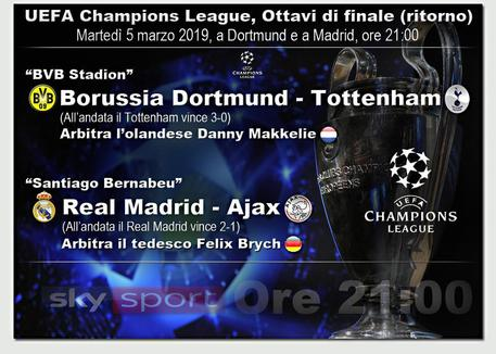 CLAMOROSO - Real Madrid-Ajax 1-4, spagnoli eliminati dalla Champions League! Tottenham ai quarti