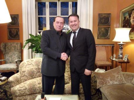 Europee, Sicilia-Sardegna: Berlusconi candidato $