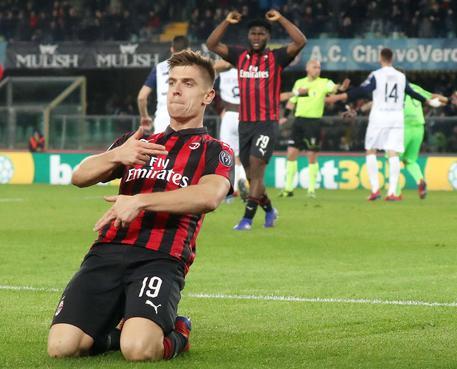 Serie A: Chievo-Milan 1-2 D66cf1365613133e559415758ab30986