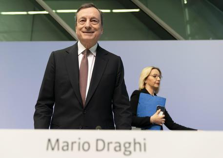 Il monito di Draghi all'Italia
