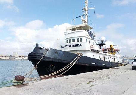 Non convalidato sequestro nave Mare Jonio $
