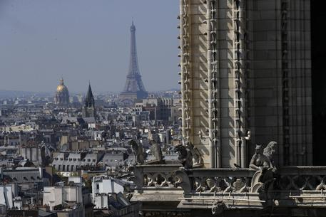 Notre-Dame, la disperazione dell'arcivescovo di Parigi: