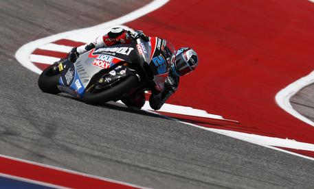 Moto2 Austin: vittoria per Luthi, Pasini quarto