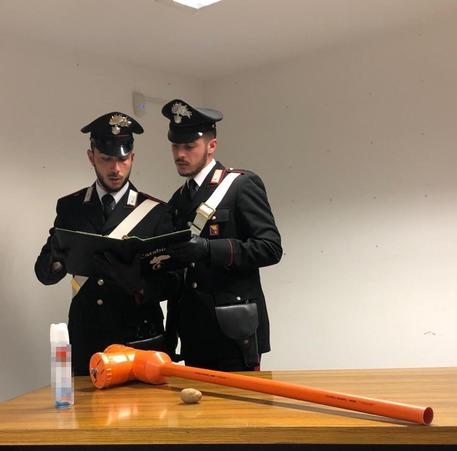Sparano patate con bazooka arrestati, arrestati$