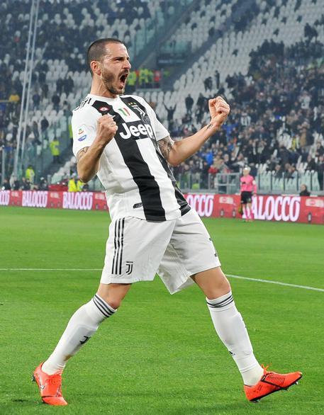 Juventus, con la Roma la squadra sarà decimata: si ferma anche Bonucci