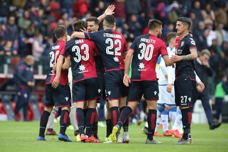 Calcio, Cagliari a difesa del 10/o posto