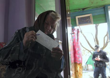 Ucraina: exit-poll, a il 73,2%