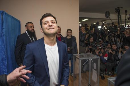 Ucraina: exit-poll, a il 73,2% - Ultima Ora
