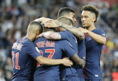 Il Paris Saint-Germain campione di Francia senza giocare F584b76064ce7e7149be915e2ca64534