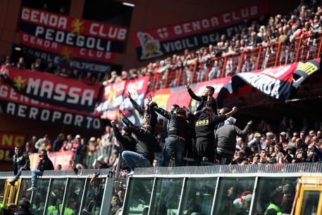 Genoa: Ultrà, a Ferrara non entreremo 40502934ba6b682359c1f1b720f9f7fe