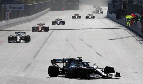 F1, a Baku è trionfo Mercedes$