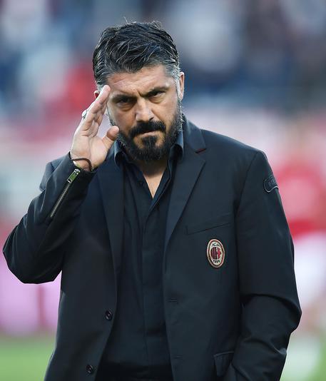 Gattuso a Casa Milan, incontra dirigenti 320de07d5fc94cf7a71d312f247aecbc