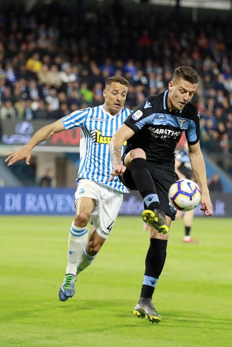Serie A: 10 squalificati, un turno a Milinkovic 841945c9bbc70123e96bb3888eb646a2