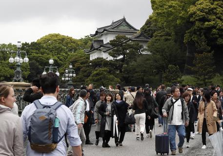 Giappone, al via i riti per l'abdicazione dell'imperatore Akihito
