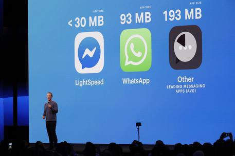Zuckerberg 'Facebook? Ibrido fra giornale e telco'. Oggi incontra Vestager
