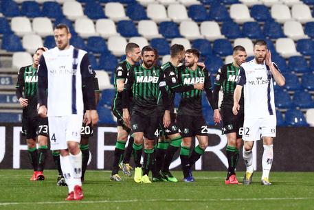 Sassuolo-Chievo 4-0 nel posticipo D26d5d2b8bc3d79d7cb6309312cbb49d