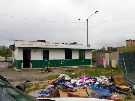 Palermo, sgomberato campo nomadi$