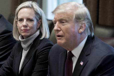 Dopo il ministro dell'Interno, Trump silura anche il capo del Secret Service