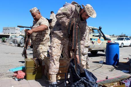 Libia, attacco Isis nel Centro del Paese