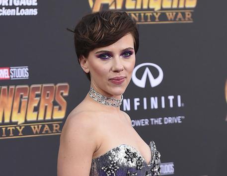 Scarlett Johansson rivela: