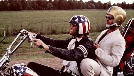 Easy Rider, 50 anni fa la fine del sogno americano © ANSA