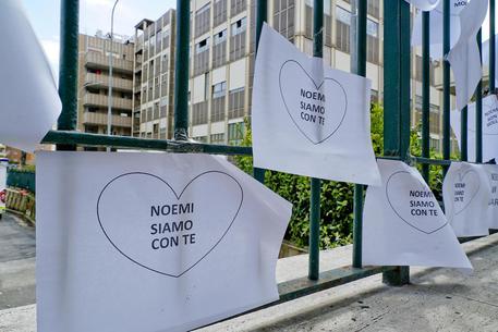 Sparatoria Napoli,Noemi è fuori pericolo