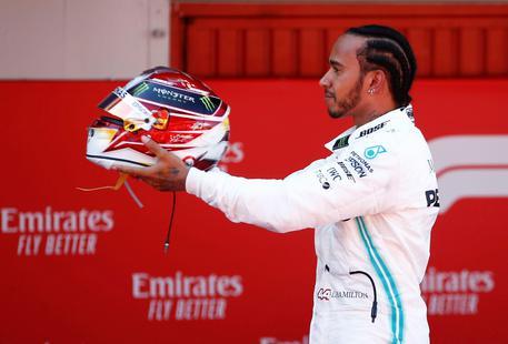 F1, in Spagna quinta doppietta Mercedes$