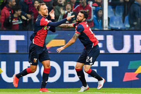 Genoa-Cagliari 1-1