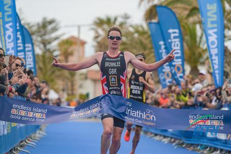 Triathlon: World Cup, dominio inglese
