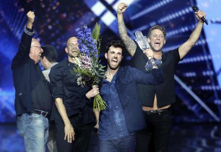 Eurovision: vince Olanda, Italia seconda