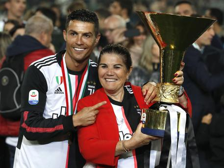 La mamma di Ronaldo:
