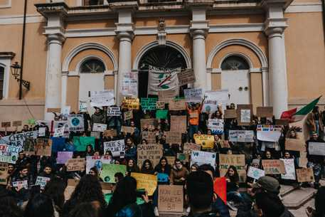 Fridays For Future, studenti in piazza