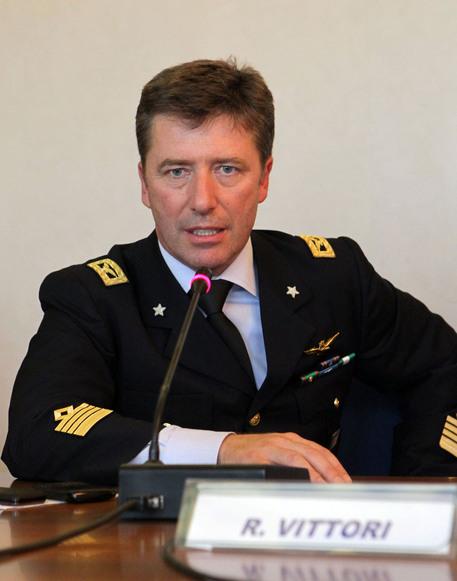 Spazio: astronauta Vittori a Cagliari