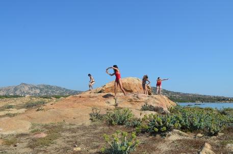 All'Asinara il workshop 'Overlap'