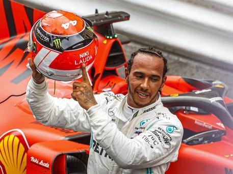 F1, Monaco: vince ancora Hamilton, Vettel secondo$