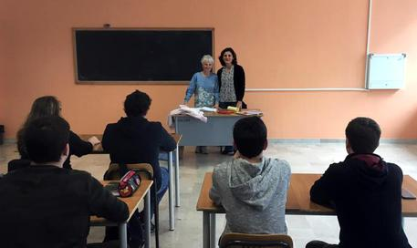 Rientra a scuola la Prof sospesa a Palermo$