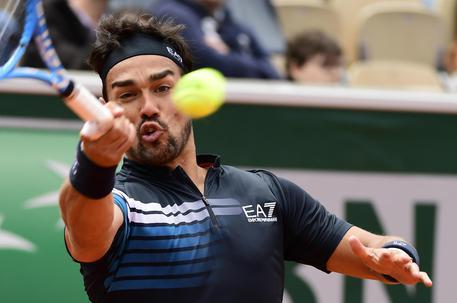 Open di Francia, Fognini vince il derby contro Seppi