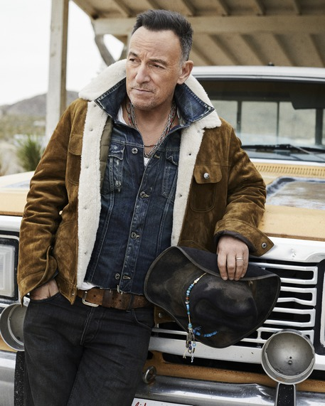 Bruce Springsteen CREDITS: DANNY CLINCH © Ansa