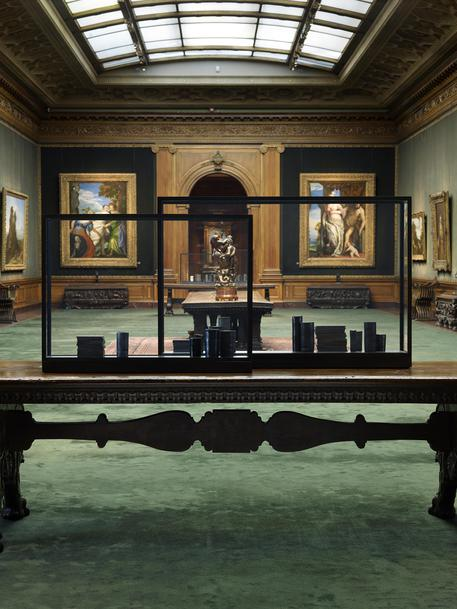 Edmund de Waal alla Frick Collection © ANSA