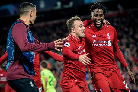Impresa Liverpool, 4-0 al Barca, è finale 0706f28083fc8663372938277dbaa7e0