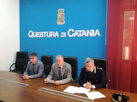 Basile nuovo capo della squadra mobile di Catania$