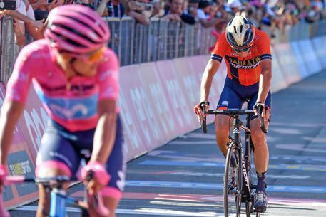 Si è conclusa a Verona la 102a edizione del Giro d'Italia