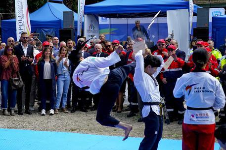 Universiade: Park gives South Korea more Taekwondo gold