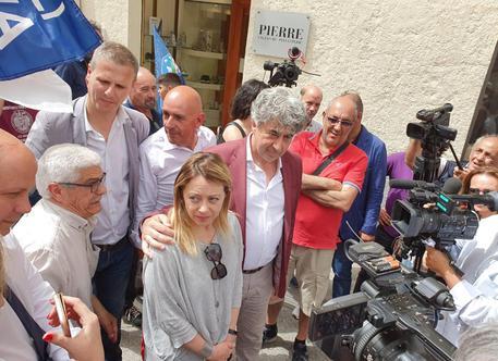 Comunali: Meloni trionfo sardo di Fdi