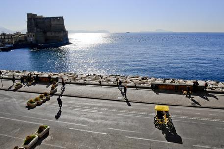 Impennata per l'economia turistica © ANSA