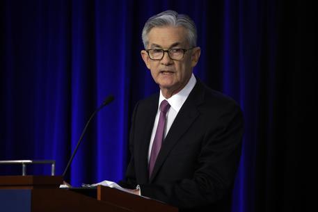 Fed: lascia fermi tassi fra il 2,25% e il 2,50%