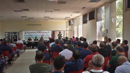 Eurallumina: nuova fase di mobilitazione