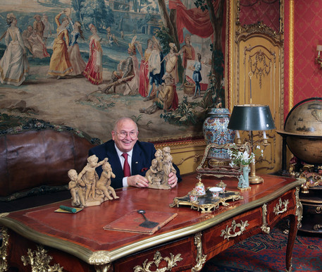 Addio a Giulio Ometto antiquario e presidente del Museo di arti decorative