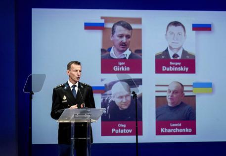 Volo MH17: incriminati 3 russi e un ucraino