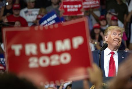 Trump ha avviato ufficialmente la campagna per la sua rielezione nel 2020